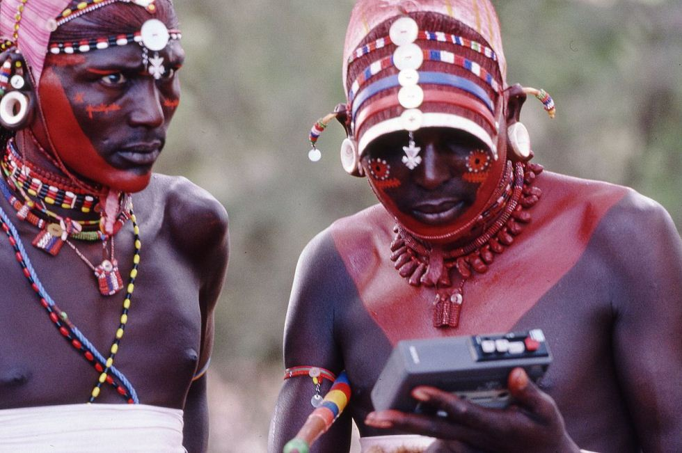 The Maasai The Authentic People Of Kenya Silverbird