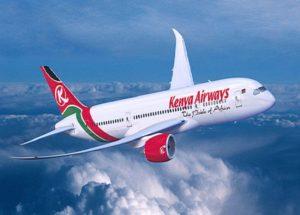 kenya airways 300x215 - Kenya Airways (KQ) Direct Flight to JFK