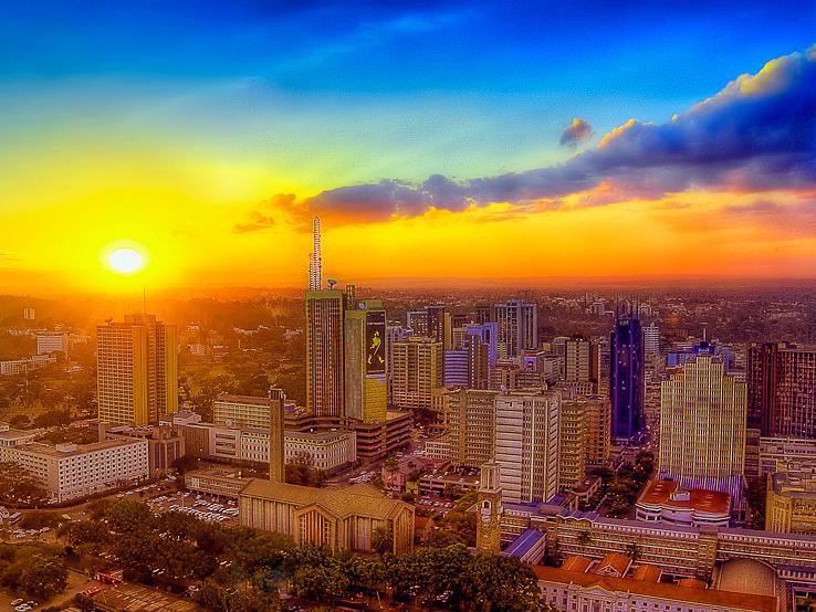 nairobi2 - Nairobi Rated Third Best Destination.